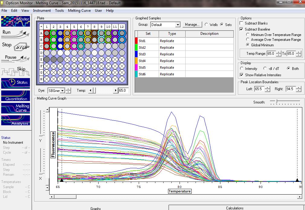 primer dimer formation software