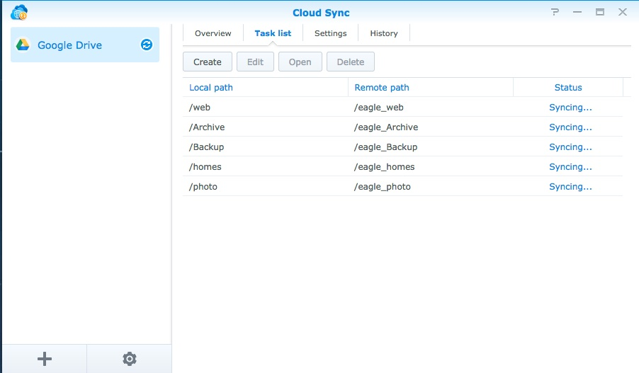 Synology | Open Notebook Science Network