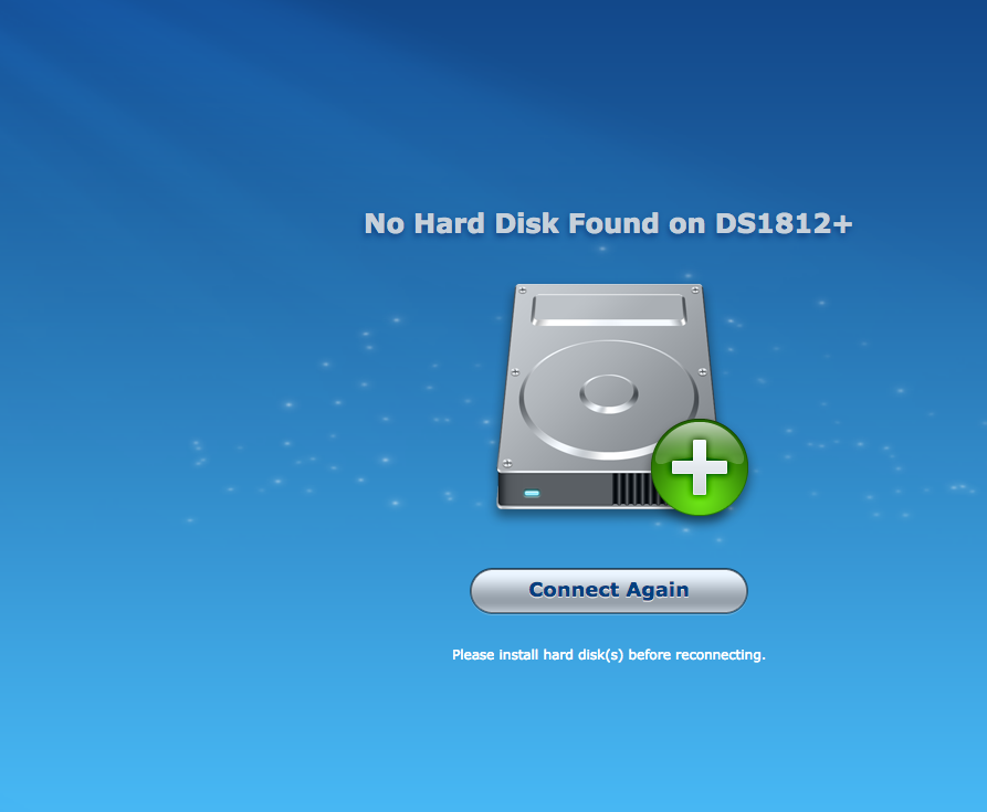 Troubleshooting – Synology NAS (Owl) Down After Update | Sam's Notebook