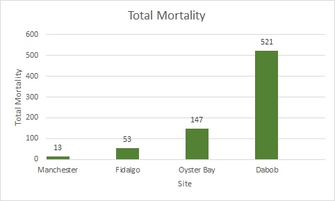 All Mortality Data Combined